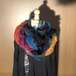 💗💗Infinity scarf- loosely woven - 7 colors